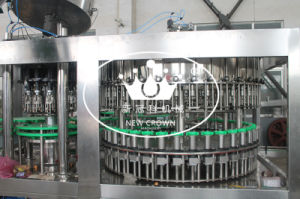 Automatic 3 in 1 Wine Filling Machine (BGF24-24-8) pictures & photos
