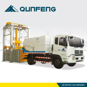 Qunfeng Garbage Dump Truck\Refuse Transfer Station pictures & photos