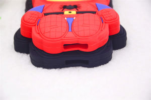 Film Hero Spider-Man Bow Kitty Cobweb Silicone Mobile Phone Case for Motorola G3 (XSY-011) pictures & photos
