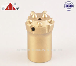 7 Tapered Rock Drilling Tool Button Bit