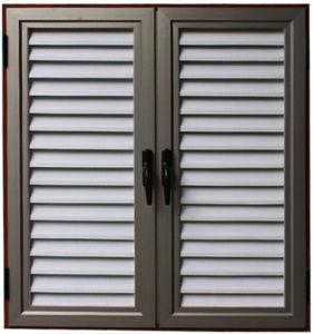 Aluminium Adjustable Louver/Casement Blind pictures & photos