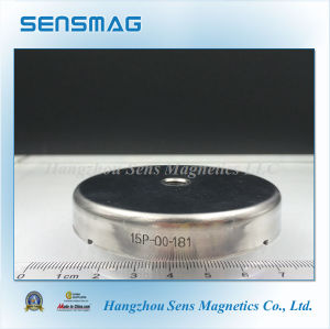 Powerful Magnetic Assembly Ferrite Magnet with New Design Rb-80 pictures & photos