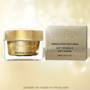 Skin Care Anti Aging Natural QBEKA Wrinkle Lifting Youth Cream pictures & photos