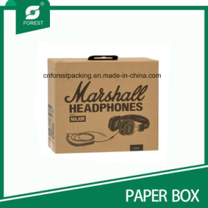 Custom Logo Printed Carton Box for Headphones Packaging pictures & photos