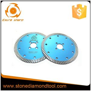 Murat Wet and Dry Turbo Wave Diamond Saw Blade pictures & photos