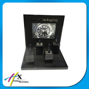 Single Small-Size Store Used Luxury Watch Display Stand Tray pictures & photos