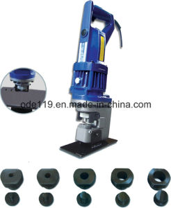 Hydraulic Knockout Punch with Hand Hydraulic Puncher Machine (Be-Mhp-20) pictures & photos