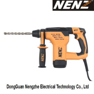 Nenz Nz30 Drilling Rotary Hammer Used on Construction and Decoration pictures & photos