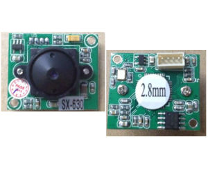 USB2.0 0.3MP Plug and Play Mini USB Digital Board Camera (SX-630Y) pictures & photos