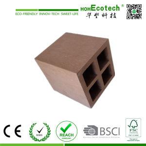 WPC Post/Wood Plastic Pergola Post/Outdoor Pergola Composite Post pictures & photos