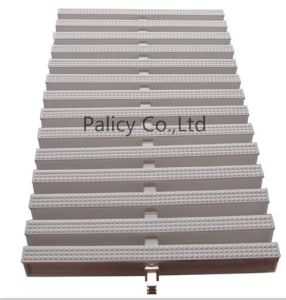 White Color Swimming Pool Overflow Grating Single Pin 30cm pictures & photos