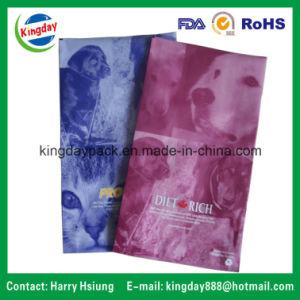 Pet Food Packaging Bag with Aluminium Foil Material