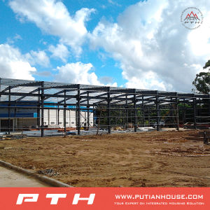 CE BV Approved Structural Steel for Warehouse pictures & photos