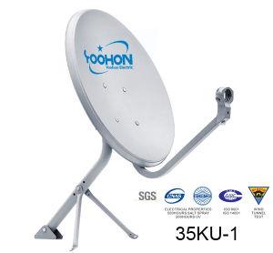 35cm Ku Band Small Dish Antenna, Stallite Dish Antenna, TV Antenna pictures & photos