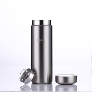 Stainless Steel Double Wall Water Bottle SVC-200c Vacuum Cup pictures & photos