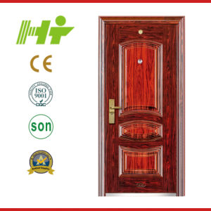 Steel Security Door Exterior Steel Door (HT-50)