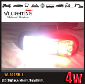 Super Bright LED Surface Mounting Grille Warning Light pictures & photos