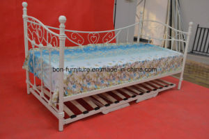 Metal Daybed with Trundle pictures & photos