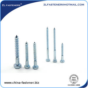 DIN 571 Hex Head Wood Lag Screw