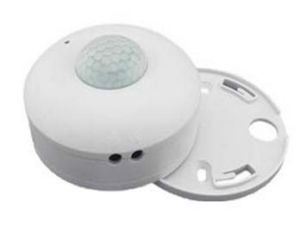 Motion Sensor for Lighting Switch 360 Degree Active Distance