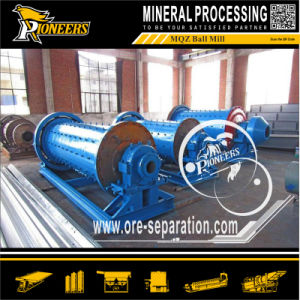 Mineral Grinding Machine Wet Ball Mill