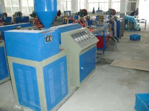 PVC Plaster Bead Making Machine/PVC Angle Bead Production Line pictures & photos
