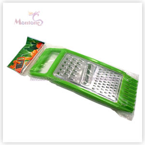 Kitchen Tool Multi-Purpose Stainless Steel Vegetable/Fruit Flat Grater pictures & photos