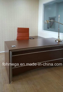 2016 New Arrival L Shape Customized Executive Table (FOH-OFT2) pictures & photos