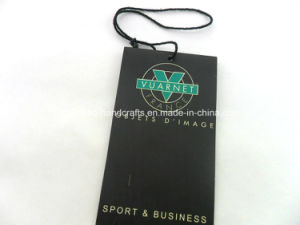 High Quality Customized Tags for Clothing Polyester pictures & photos