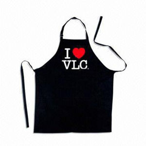 Cheap Promotional Custom Printed Non Woven Cooking Apron (LJ-360)
