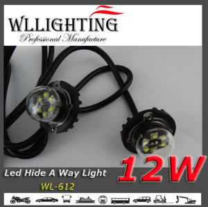 Amber LED Hideaway Strobe Lights 6LED X3w pictures & photos