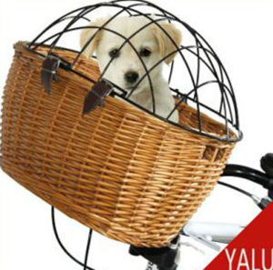 New Design OEM Bicycle Basket for Dogs pictures & photos