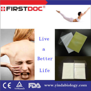 Muscle Neck Shoulder Back Pain Joint Aches Pain Relief Relieving Far Infrared Natural Plaster Patch pictures & photos