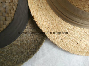 100% Paper Straw Leisurely Style Fedora Hats pictures & photos