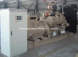 900kVA 720kw Power Cummins Diesel Generator Set Kta38-G2a pictures & photos