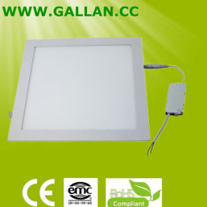 Best Price CE RoHS Approval LED Aluminum LED Square Panel pictures & photos