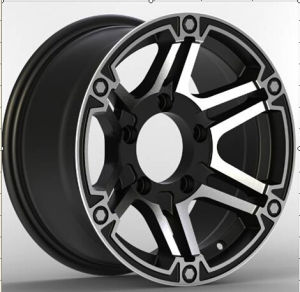 F9861 4X4 SUV Wheel Good Looking Car Alloy Wheel Rims pictures & photos