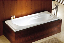 Cupc Cheap Quality Drop in Bathtub pictures & photos