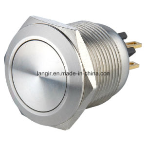 19mm Anti-Vandal Momentary Push Button Switch pictures & photos