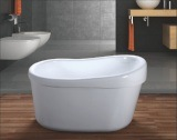Acrylic Freestanding Bathtub/ Simple Children Bathtub/Commom Bathtub