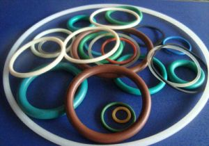 ODM/OEM Viton Colorful Rubber Seal O-Ring pictures & photos