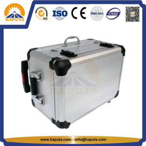 Hard Aluminum Tool Chest / Case with Easy Move Trolley (HT-5203) pictures & photos