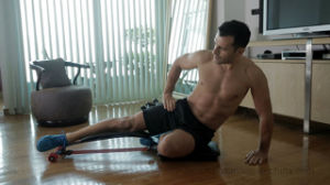 Hot Sale Full Body Building Abdominal Trainer Ab Flex pictures & photos