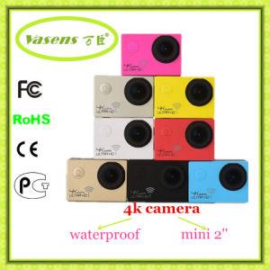 Original Camera 4k WiFi 60fps 2.0 Inch Mini DV pictures & photos