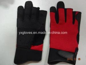 Work Glove-PVC Palm Glove-Gloves-Industrial Glove-Fishing Gloves-Safety Glove-Labor Glove pictures & photos