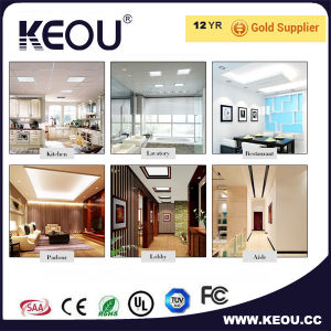 Best Price Flat Ceiling Panel Lighting LED Panel Light pictures & photos