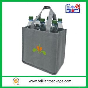 Cheap Six Bottom Non Woven Bottle Bag pictures & photos
