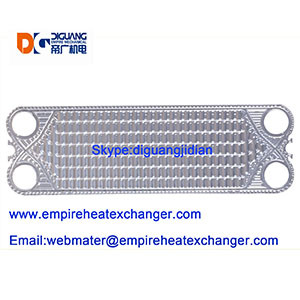 Heat Exchanger Plates Can Replace Gea