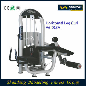 Commercial Strength Exercise Machines Horizontal Leg Curl A6-013A pictures & photos