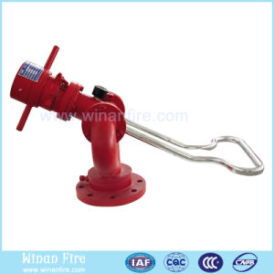Water Foam Monitor, Flange Manual Fire Fighting Monitors pictures & photos